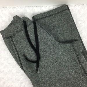 Lululemon Heather Gray Sweat Pants